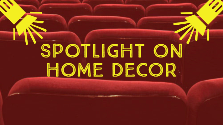 Theatrical Home Decor