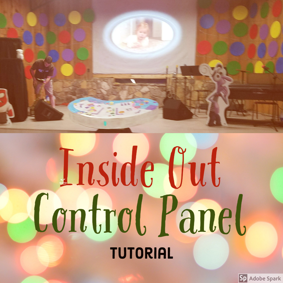 Inside Out Control Panel Prop Tutorial