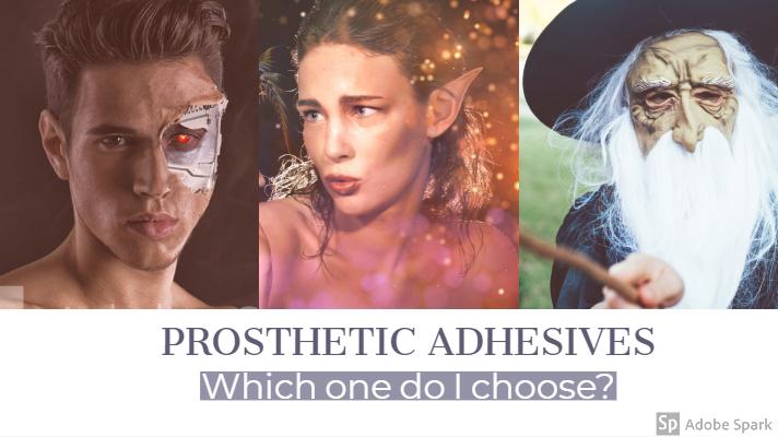 Prosthetic Adhesives