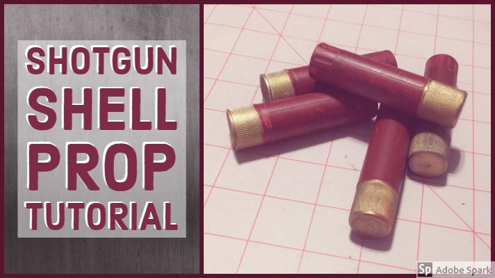 Shotgun Shell Prop Tutorial